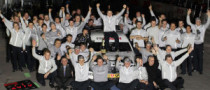 Driver Equality Led to Mercedes Domination in DTM