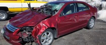 Driver Survives Crash to Buy Fusion. Again