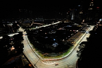 Singapore GP's Marina Bay Circuit