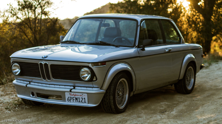 Driving a BMW 2002 Will Bring You Closer to Divinity [Photo Gallery]