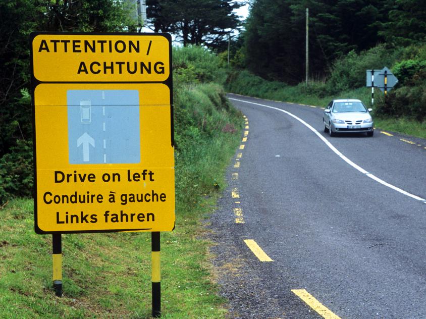 Image result for driving on left side