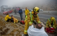 California 50-car pile-up, 2009