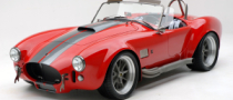 Drop-Dead Gorgeous Cobra from Roush and Superformance