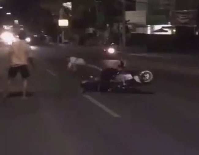 Aussie tourist goes on drunken rampage in Bali