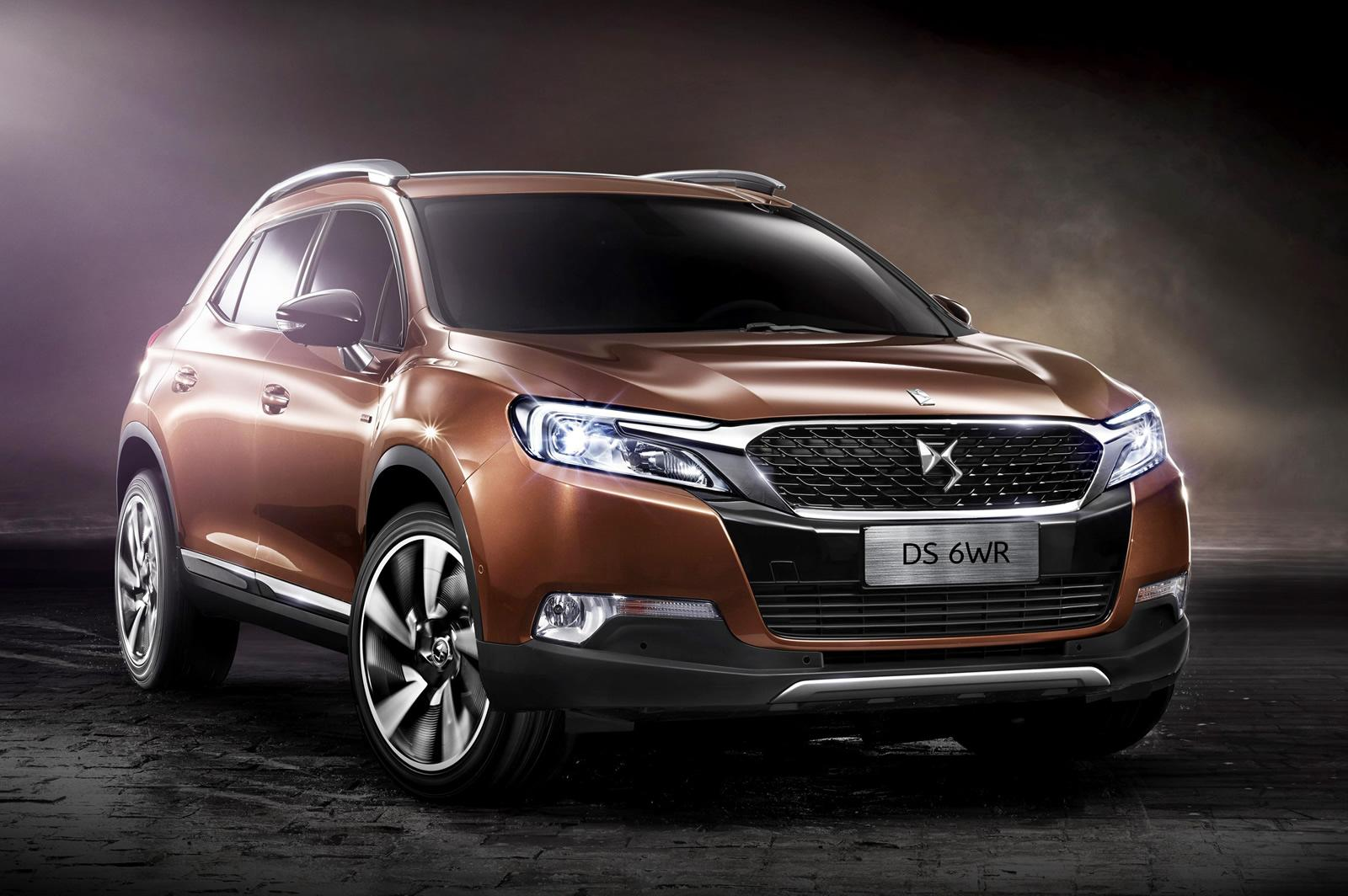ds 6wr is a beautiful crossover suv but not a citroen autoevolution. Black Bedroom Furniture Sets. Home Design Ideas