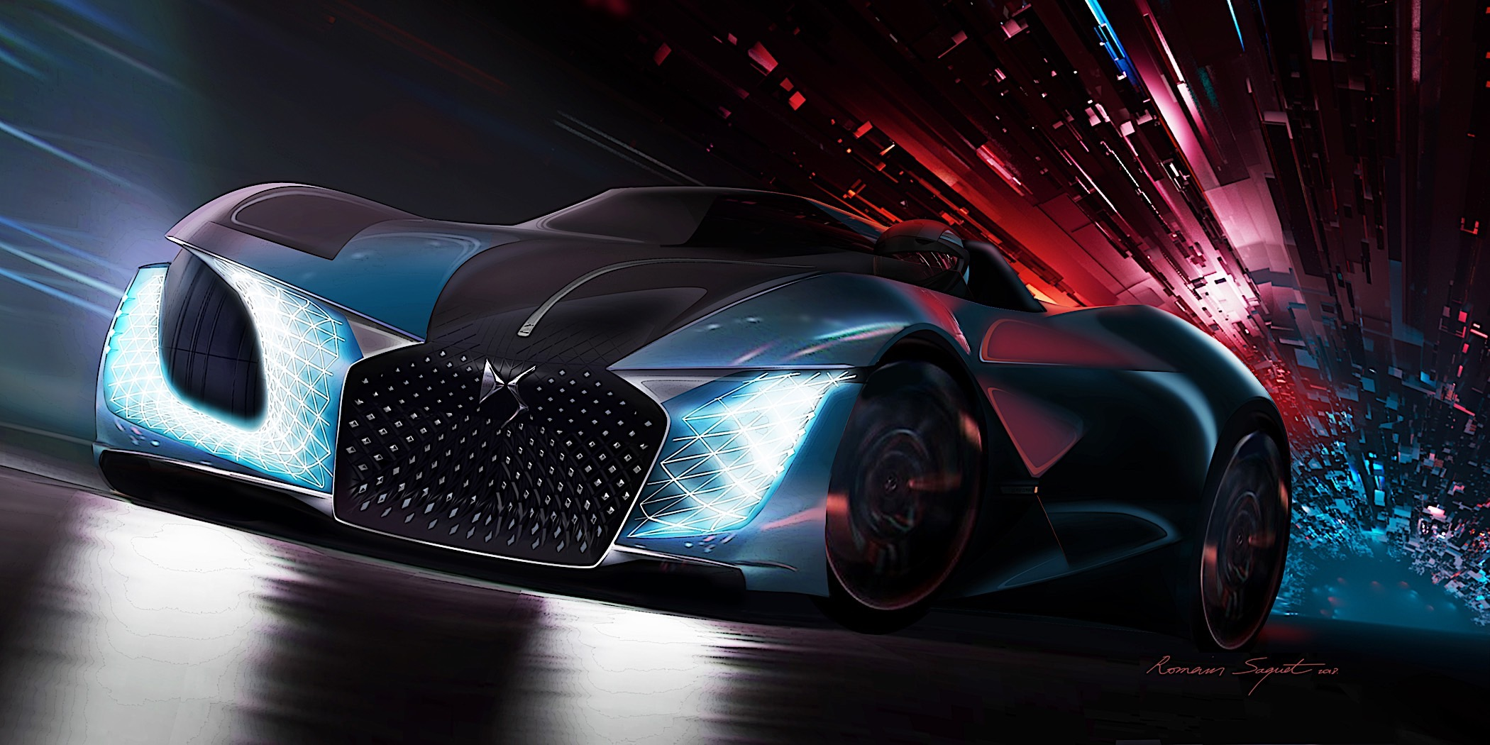 Tense Concept Splits 1360 HP Between Future Personalities