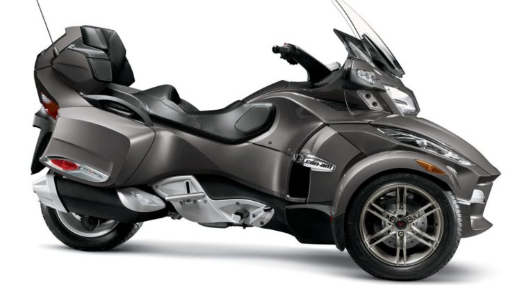 Dual Recall for More than 40,000 Can-Am Spyders