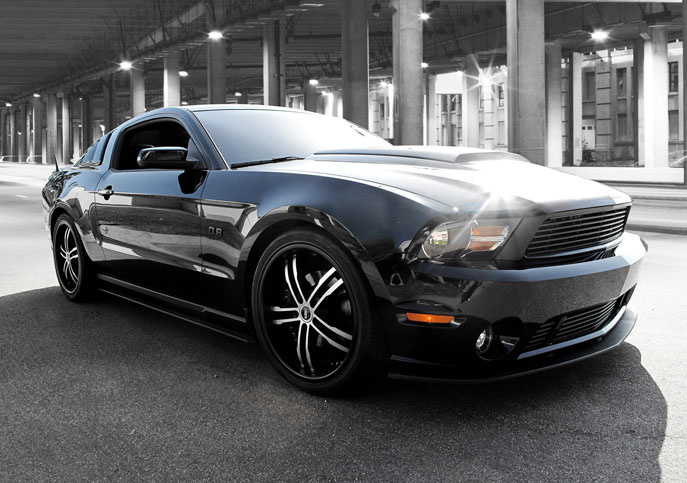 DUB Edition 2011 Mustang Pricing Announced - autoevolution