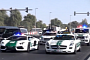 Dubai Becomes World Supercar Capital: Police Leads Exotic Grand Parade 2013 [Video]