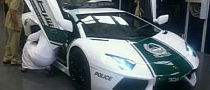 Dubai Police Adds Lamborghini Aventador to Roster [Video]