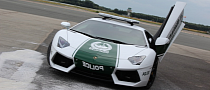 Dubai Police Lamborghini Aventador Recreated in Holland [Photo Gallery]
