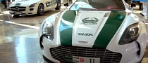 Dubai Police Supercar Fleet Looks the Business [Video]
