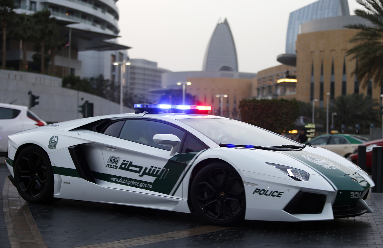 Dubai Police Supercars Explained The Full Story Autoevolution - Sports cars vs police