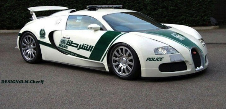dubai police to use bugatti veyron autoevolution. Black Bedroom Furniture Sets. Home Design Ideas