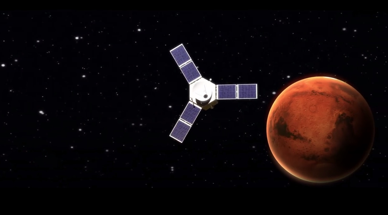 best view of mars from space probe - photo #21