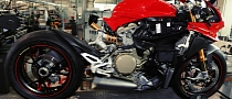 Ducati 1199 Panigale Gets Akrapovic Exhaust in November