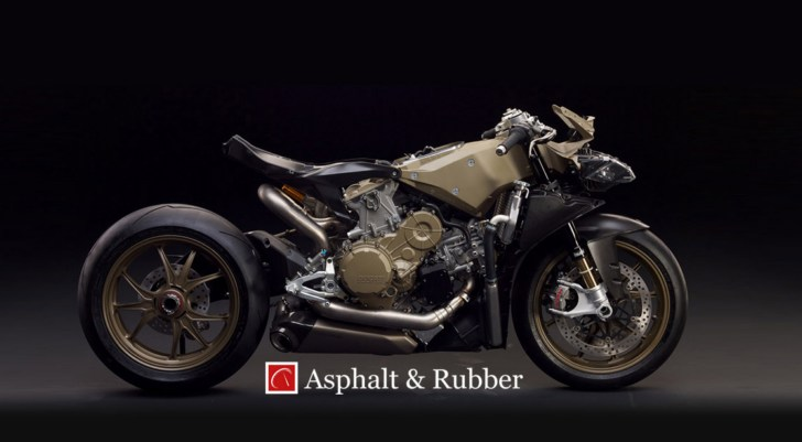 Ducati 1199 Panigale R Superleggera Pics Leak [Photo Gallery]