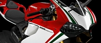 Ducati 1199 Panigale Tricolore S for $2,000 Off [Photo Gallery]
