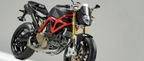 Ducati-Based Pierobon F042 HStreet Custom Bike