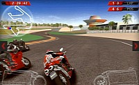 Ducati Challenge for iPhone, iPad and PSP