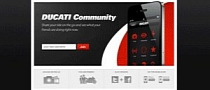 Ducati Community iPhone/Android App Launched
