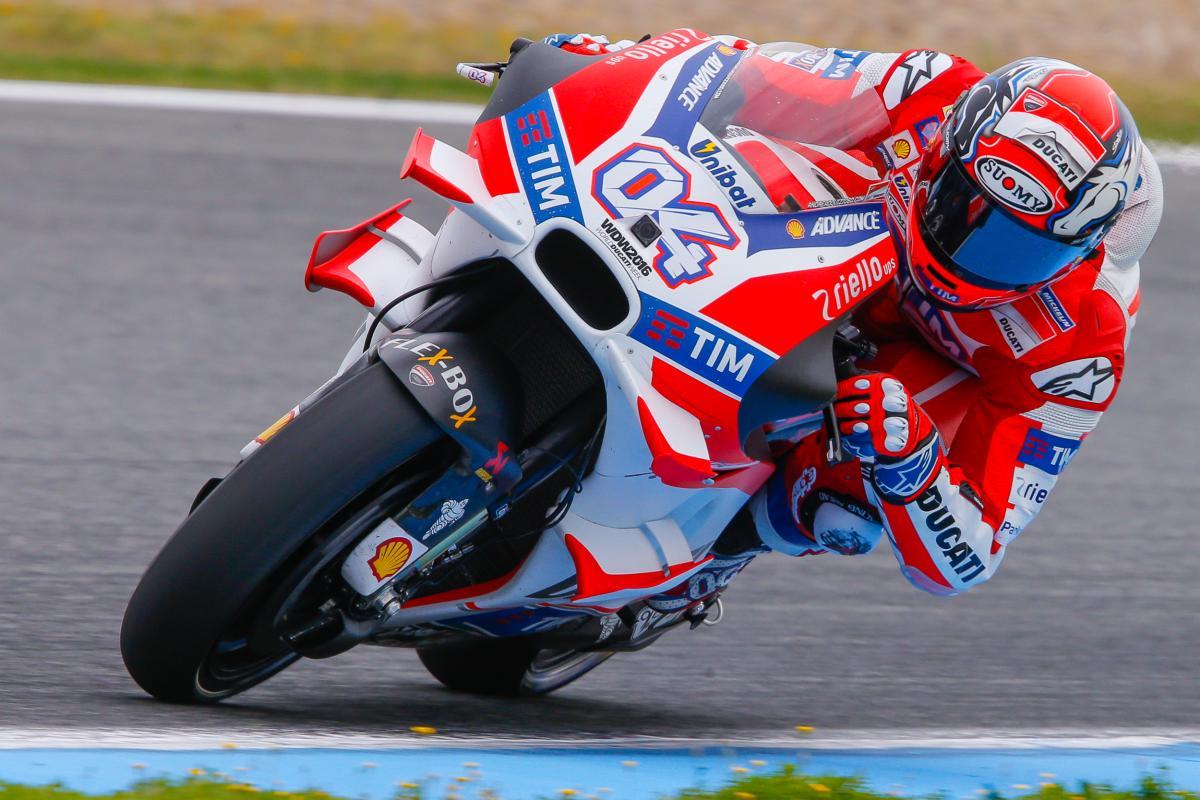 Ducati Confirms MotoGP Team with Jorge Lorenzo and Andrea Dovizioso - autoevolution