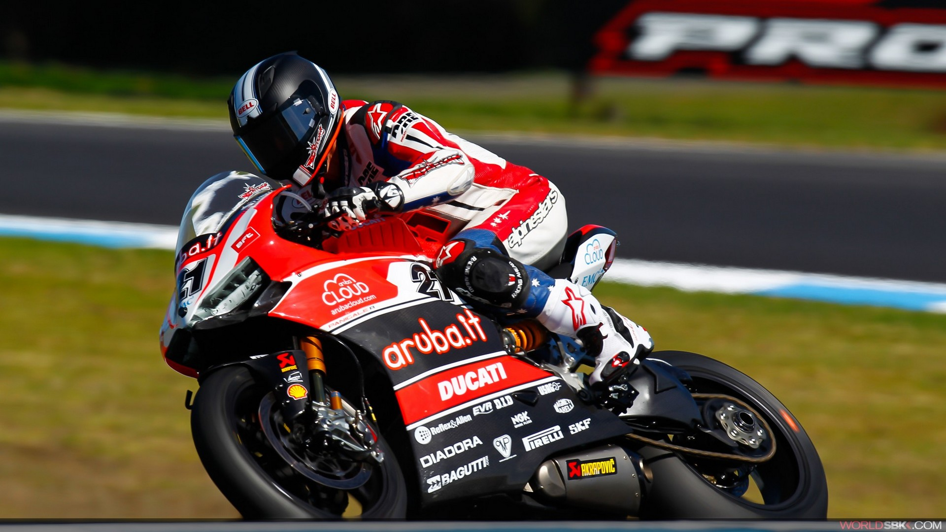 Ducati Considering Having Troy Bayliss, 45, Riding the 1199 Panigale in the Thailand WSBK Round ...