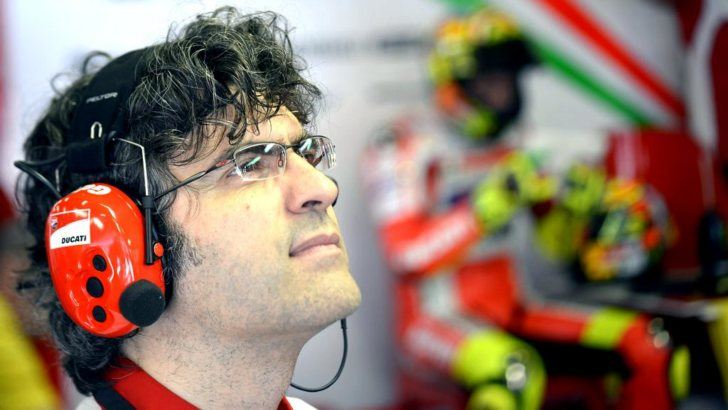 Ducati Corse General Manager Filippo Preziosi Resigns