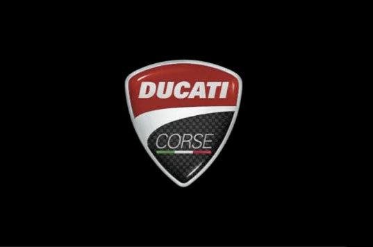 Ducati Corse Unveils New Logo At Eicma 2009 Autoevolution