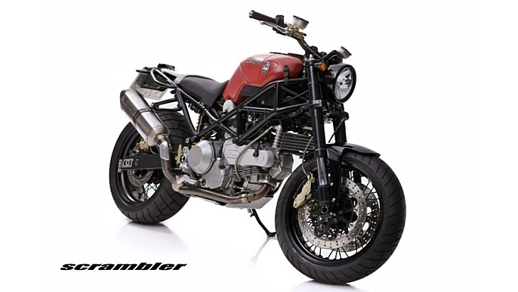 Ducati Could Come Up with a Scrambler, Rumor Has It