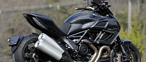 Ducati Diavel Fully Covered in Magical Racing Carbon [Photo Gallery]