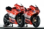 Ducati GP13 Bikes Unveiled [Photo Gallery]