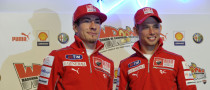 Ducati Hints Stoner-Rossi Would Be a Dream Lineup