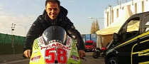 Ducati Honors Loris Capirossi with Early Xmas Present: a GP11 Desmosedici
