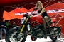 Ducati Monster 1200, the Most Beautiful Bike of Show at 2013 EICMA [Photo Gallery]