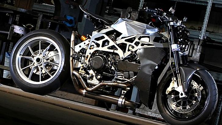 Ducati Monster 900 Rebuilt By Simone Conti Autoevolution