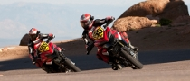 Ducati Multistrada 1200 Takes On Pikes Peak 2010