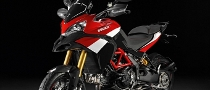 Ducati Multistrada 1200S Pikes Peak SE Ready for US Debut