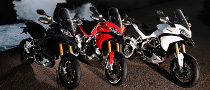 Ducati Multistrada and Falcon Kestrel to Debut at Quail Lodge