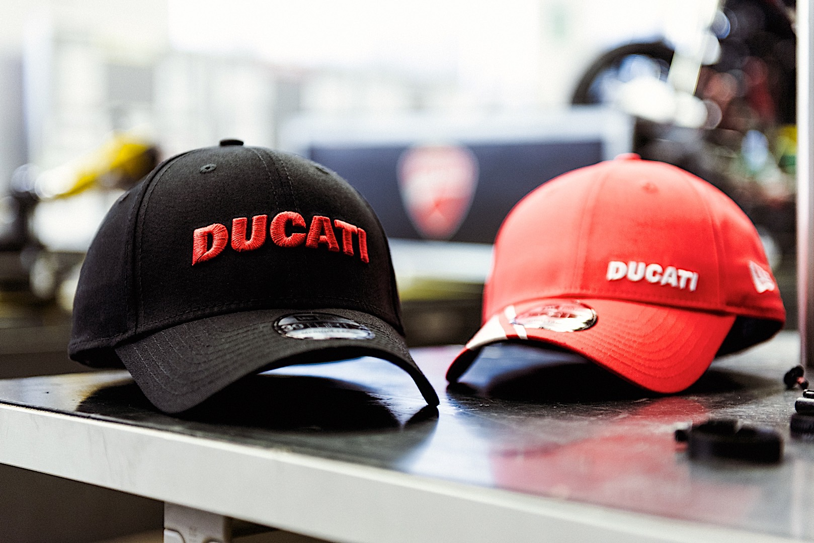 Ducati Puts Out New Hats Through New Era - autoevolution 509fcf19ee7