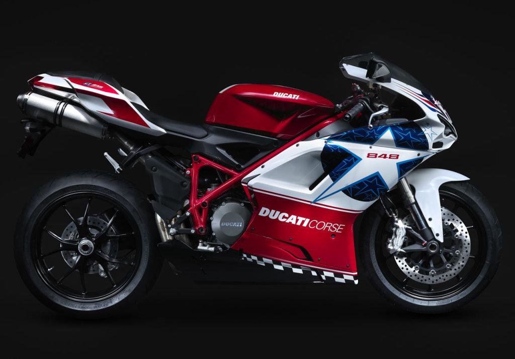 Ducati  Hayden Edition