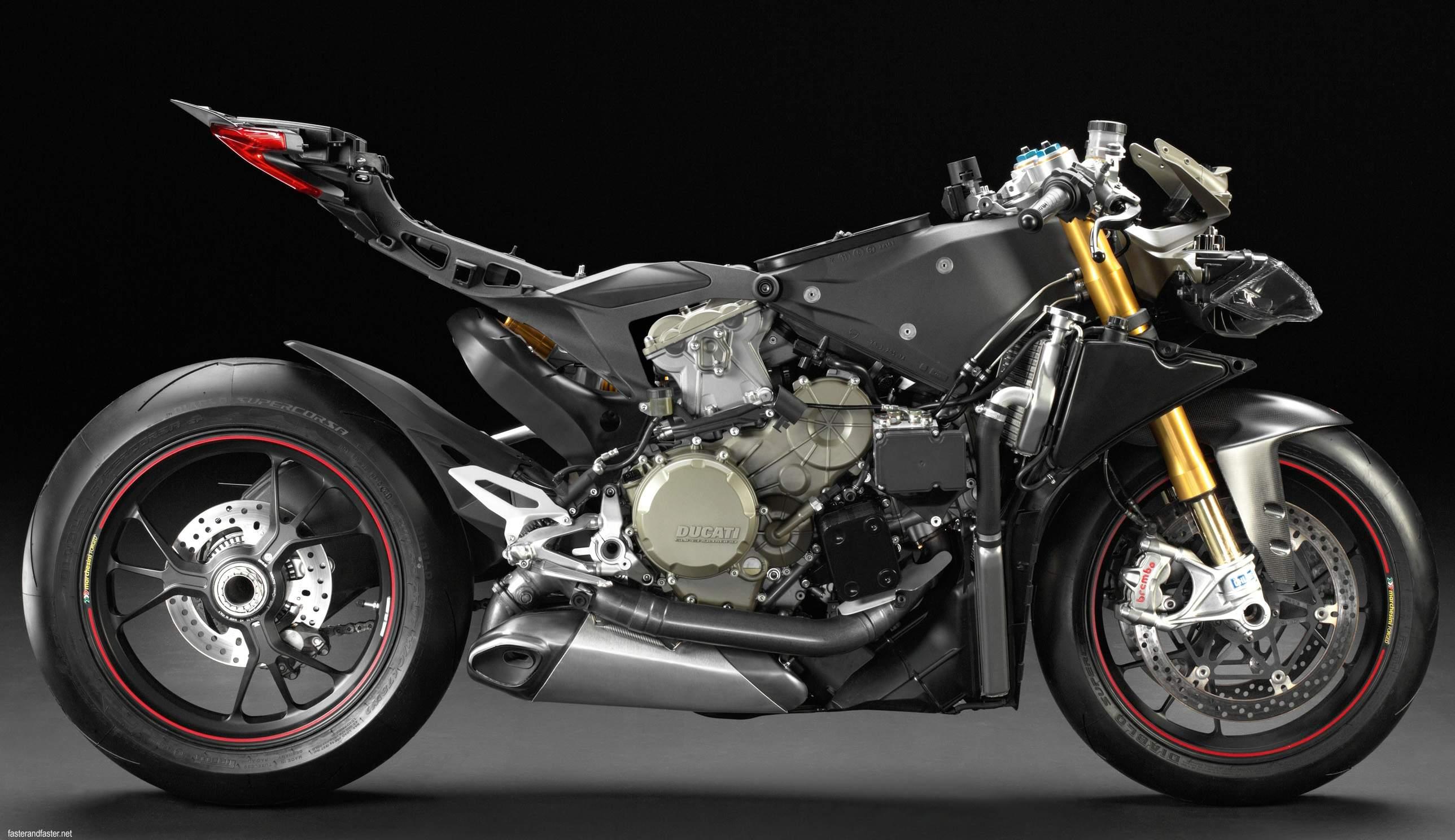 ducati rumored to ditch the superquadro engine and replace it with