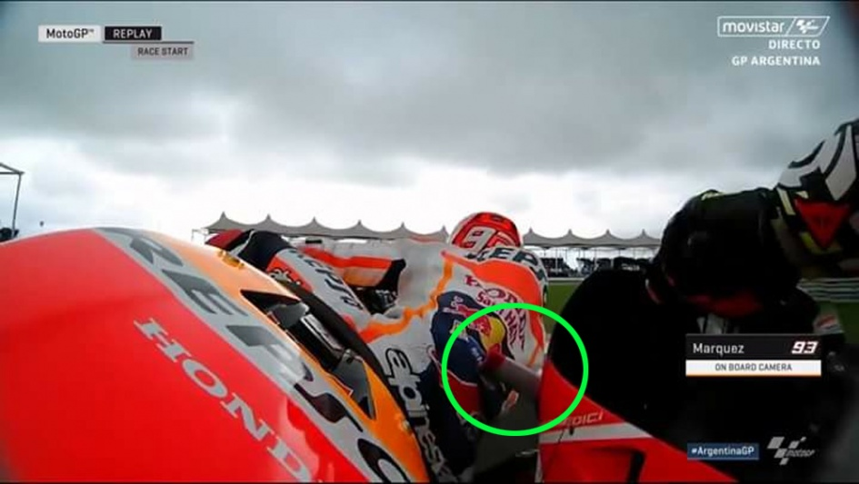Ducati S Upper Winglets Subjected To Safety Related Check After