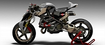 Ducati S2-Braida Concept Fighter by Paolo Tesio [Photo Gallery]