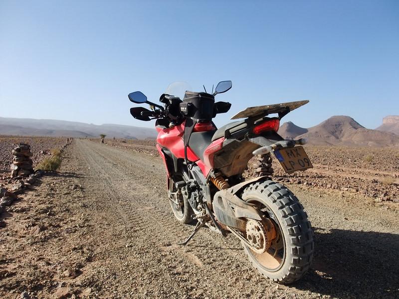 Ducati Multistrada Off Road Tires