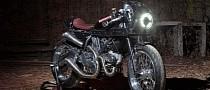 Ducati Scrambler 800 Steps Inside South Garage's Bespoke Wardrobe