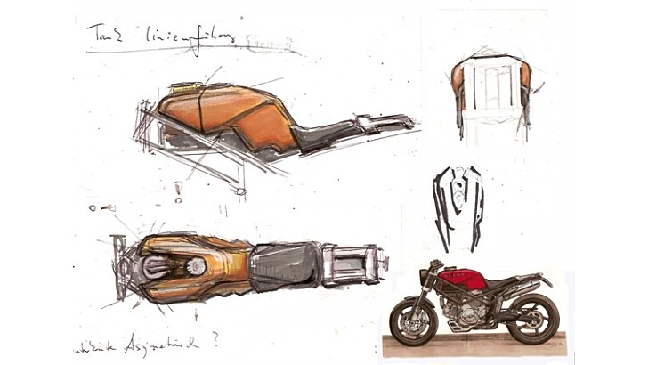 Sketch Of Possible Ducati Scrambler Ducati Scrambler Forum