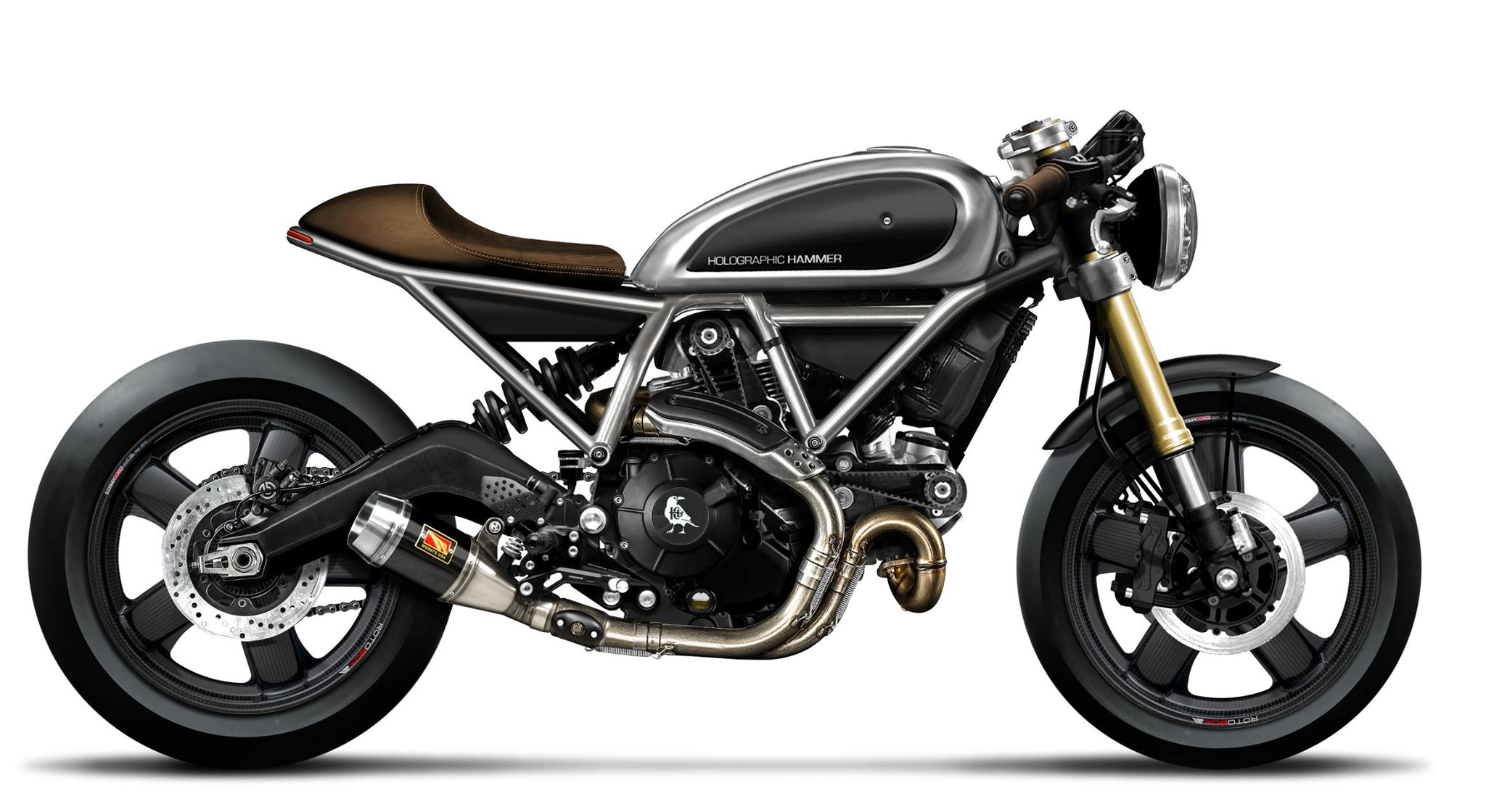 ducati scrambler project hero 01 by holographic hammer is. Black Bedroom Furniture Sets. Home Design Ideas
