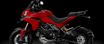 Ducati Shows 2013 Multistrada 1200