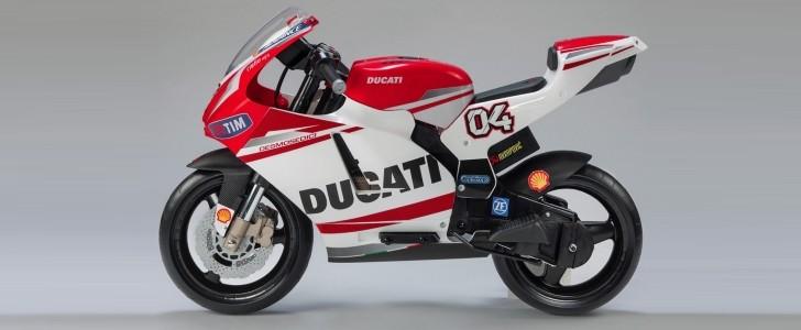 Ducati Mini Bike Price